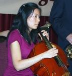 Music Faculty memeber Fang-Yi Shen