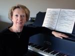 Music Faculty memeber Joyce Jenson