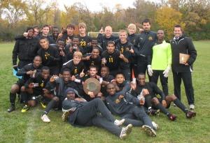 Anoka-Ramsey Community College 2009 Men's Soccer Team