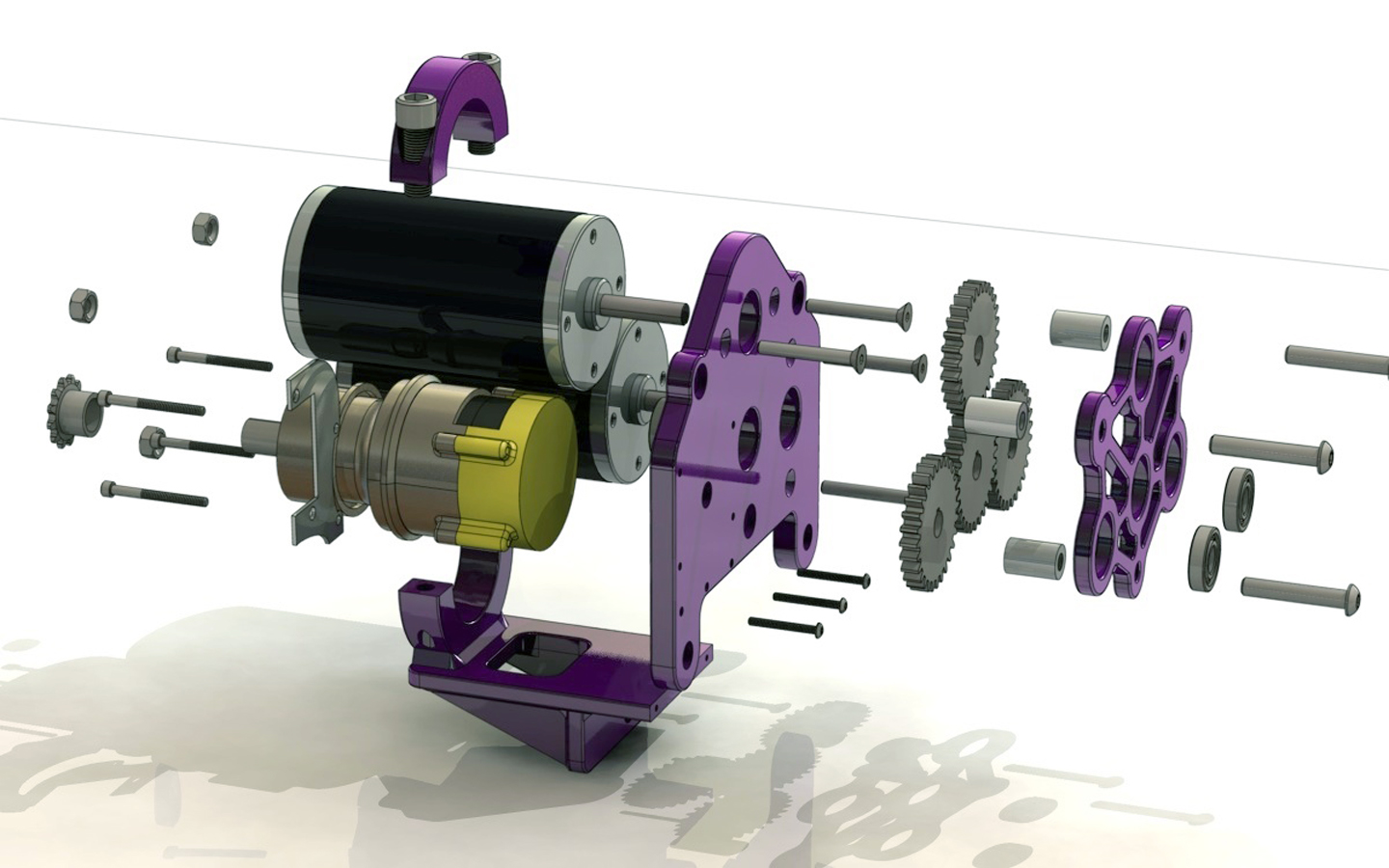 For Mechanical Engineering Solidworks Program
